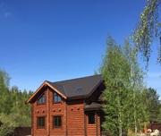 Продается дом с баней и беседкой на участке 15 соток в д. Митянино,   Щелковское шоссе,  28 км от МКАД