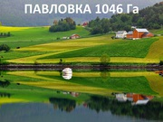 Земля 100 км. от г. Уфы в районе п. Павловка 1046 га